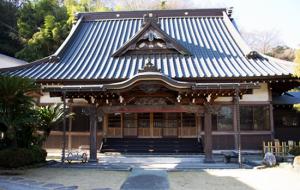 大応寺本堂
